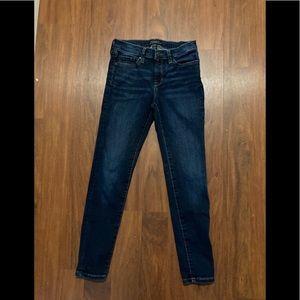 3/20$ Banana republic sculpt skinny jeans 25petite